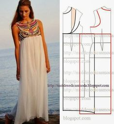 Fashion Templates for Measure: TRANSFORMATION OF DRESSES _73