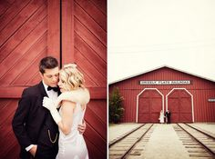 Water for elephants inspired shoot via green wedding shoes