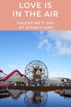 Disneyland is the most romantic Disney park. Here are some of the special activities you can experience for Valentine's Day at Disneyland. Best Disneyland Restaurants, Disneyland Secrets, Disneyland Vacation, Disney Vacation Planning, Family Vacation Destinations, Cruise Vacation, Disney Vacations, Family Vacations, Trip Planning