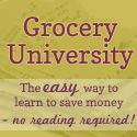 Grocery University...........how to make the most of your grocery budget.