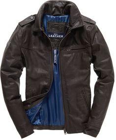 c198ad5d1b039 Hero Benjamin Leather Jacket