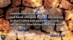 Abraham: Father of Faith — The Calling