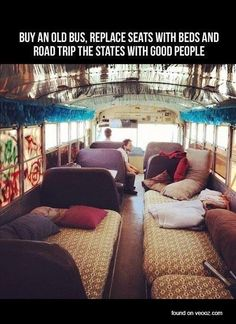 Not just states not hop trip but with different people