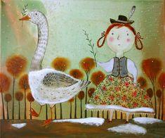 eLBaúL que no tenía mi aBueLa: anna SiLivonchik
