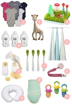 Shopping Help: My Amazon Baby Registry - Putting Me Together