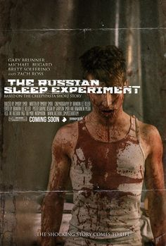 [Horror Short] Official Trailer for 'The Russian Sleep Experiment'