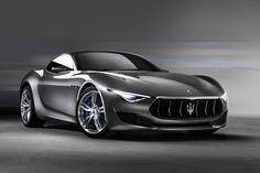 Image of Maserati to Introduce Alfieri Concept at LA Auto Show