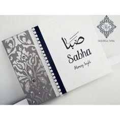 Arabic Name canvas
