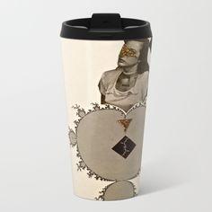 Seek and You Shall Find Metal Travel Mug
