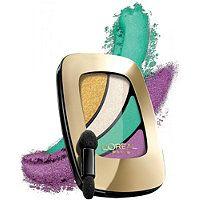 L'Oreal - Color Riche Eyeshadow Quads #ultabeauty