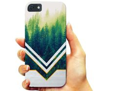 Wood Chevron Forest  iPhone 7 case, iPhone 6 6s Plus case, iPhone 6 6s case,  Samsung Galaxy s7 case, Samsung s6 case, Note 5 case