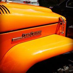 Toyota Fj40, Toyota Fj Cruiser, Orange Wheels, Best 4x4, Truck Camping, Big Wheel, Jeep Life, Pickup Trucks, Dream Cars