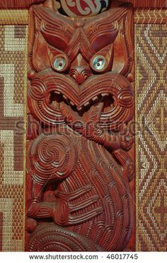 Find Maori Wall Carvings Marae Meeting House stock images in HD and millions of other royalty-free stock photos, illustrations and vectors in the Shutterstock collection. Thousands of new, high-quality pictures added every day. New Zealand Art, Kiwiana, Party Themes, Party Ideas, Ancient History, Pattern Design, Photo Editing, Royalty Free Stock Photos, Carving