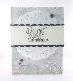 created by Teresa Kline using Verve Stamps http://paperieblooms.blogspot.com/2013/10/because-i-think-youre-special.html