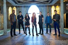 EW Shadowhunters 1 posted on 11/30/15.