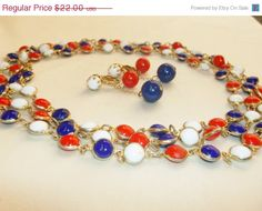 Looking Forward to July - TeamVintageUSA  by Megan on Etsy