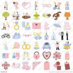 Sweethearts - - Cricut - Cricut Cartridges - Cricut - Our Products Silhouette Cameo Cards, Image Sheet, Provo Craft, Photo Corners, Cricut Cartridges, Cricut Cards, Animal Cards, Cricut Creations, Cardmaking