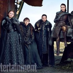 Only surviving Starks