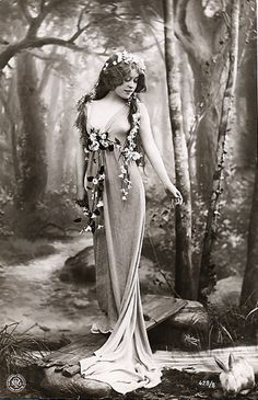Photography by Reutlinger Studio c. 1910s