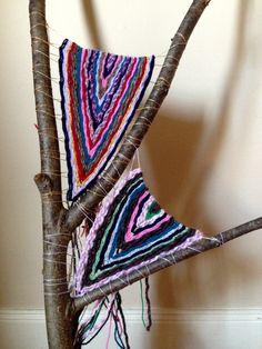 Beautiful Woven Branch by IAmTreeChild on Etsy, £50.00