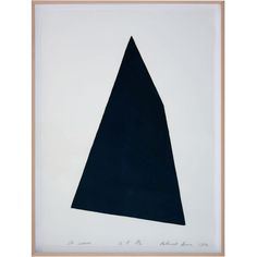 Richard Serra - researched him for my print final - love his work