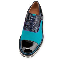 Christian Louboutin Dechaine in Blue for Men