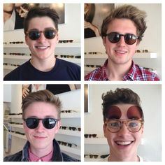 jack and finn harries, marcus butler, and tyler oakley.