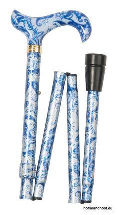 Classic Canes Fashion Folding Derby Stick - Set 3 3 A walking stick that is a…
