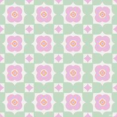 Cozz Smile behang 61170-03 Retro Floral