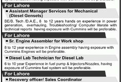 Career Opportunities (Orient Energy Systems Ltd) | New Jobs Portal