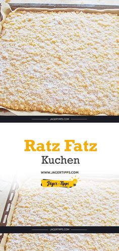 Backen&Torten Ratz Fatz cake Album Design Services Providing professional services for professionals, our company provides high quality an. Easy Cupcake Recipes, Cookie Recipes, Snack Recipes, Snacks, Cake Mix Cookies, Cookies Et Biscuits, Cake Pops, Drip Cakes, Lemon Biscotti