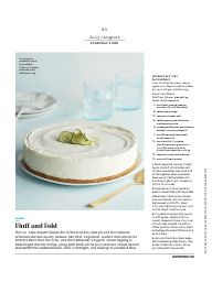 """I saw this in """"Sweets"""" in Martha Stewart Living July August 2017."""