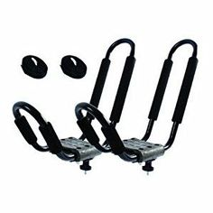 Seattle Sports GoBoat Cradles, Black