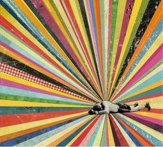 Martin O'Neill collage art