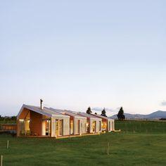 Longhouse in New Zealand