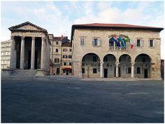 Pula soll neue Hauptstadt Istriens werden http://www.inistrien.hr/aktuelles/pula-soll-neue-hauptstadt-istriens-werden/ #Pula #Pazin #Istrien