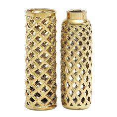 2-Piece Beverly Vase Set   Joss & Main