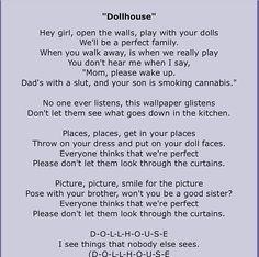 Dollhouse - Melanie Martinez   Текст и перевод песни