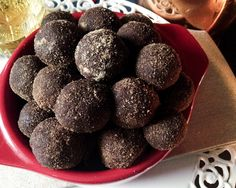 chocolate chocolate brandy balls chocolate brandy balls a these brandy ...