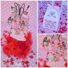 Crissy's Crafts: Sweet Valentine's Party Ideas