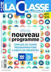 Spécial Nouveau Programme - Cycle 1 - Version numérique intégrale