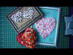 Божественная вышивка Прекрасное сердце - часть 2