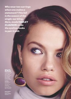 Flying Solo (Marie Claire Magazine U.S.)