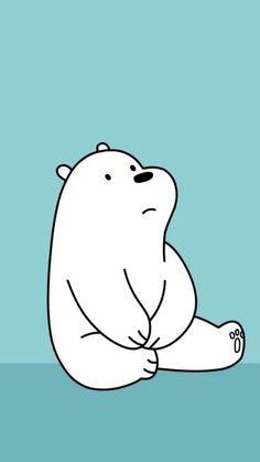 Ice Bear We Bare Bears, 3 Bears, Cute Bears, Animal - Gambar Ice Bear We Bare Bears, HD Wallpaper & Backgrounds<br> Polar Bear Wallpaper, Cute Panda Wallpaper, Cute Disney Wallpaper, We Bare Bears Wallpapers, Panda Wallpapers, Cute Cartoon Wallpapers, Ice Bear We Bare Bears, We Bear, Cute Polar Bear