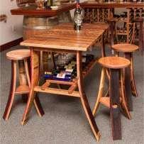 Meble do bawów, piwiarni, winiarni itp.Möbel aus Fässern.Furniture .