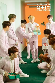 Wanna One I promise you K Pop, Jinyoung, Jaehwan Wanna One, Guan Lin, Lai Guanlin, I Promise You, Produce 101 Season 2, Ong Seongwoo, First Love