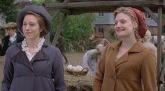 The Dashwood Sisters: Emma's Brown Pelisse