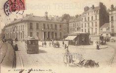 Nantes,la Loire,cartes postales