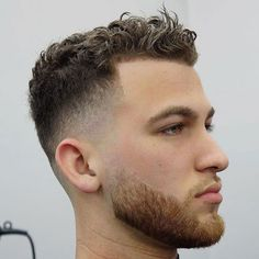 103 Best Curly Hairstyles For Men Images Men Hair Styles Curly