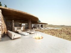 Namibia Lodges by Greg Wright Architects - Architectural Firm in Cape Town, South Africa
